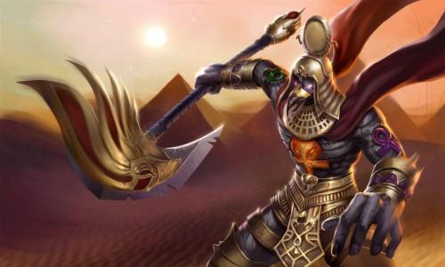 Egyptian God Card Obelisk 1547273 Hd Wallpaper