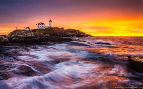 Wallpapers Hd Lighthouse On Rocks Hd Wallpapers Expert