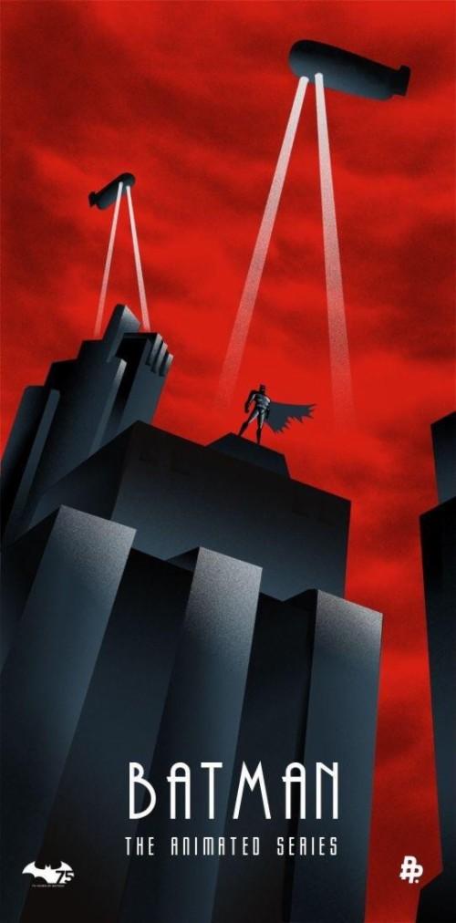 Batman Animated Series Wallpaper Batman Tas Wallpaper