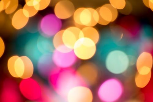 Christmas Lights Bokeh Wallpaper Christmas Background High