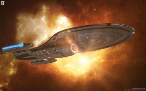 Voyager Wallpaper Star Trek Uss Voyager Png 2093630