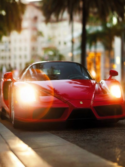 Hd Ferrari Wallpapers For Iphone And Mobile Devices