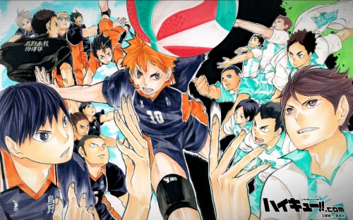 List Of Free Haikyuu Wallpapers Download Itl Cat