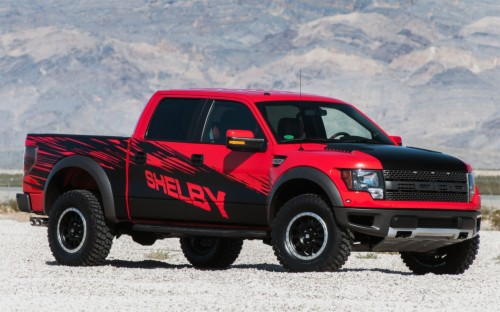 Ford Shelby F150 >> Ford Shelby Pickup Truck Ford F 150 Raptor Shelby Super