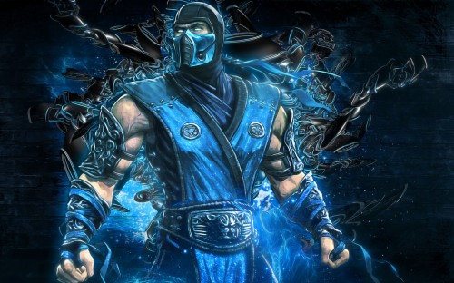 Sub Zero Mortal Kombat 9 420728 Hd Wallpaper