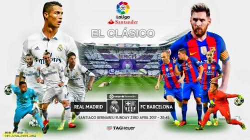 Real Madrid 2 Barcelona 0 Real Madrid 2 Barcelona 0 2017