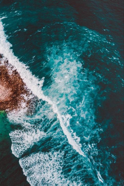 Ocean Waves Wallpaper Hd High Resolution Ocean Background