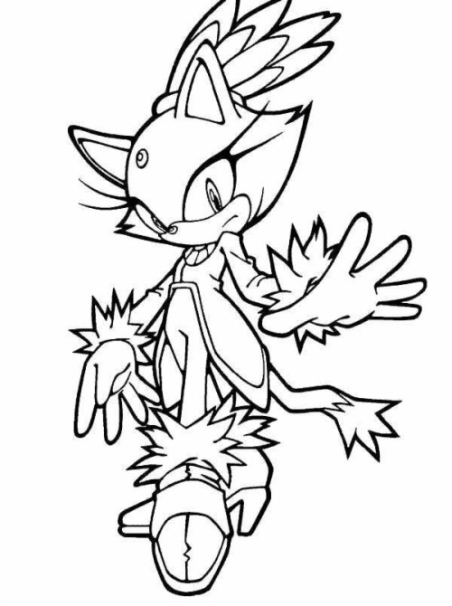 Sonic Exe Coloring Pages Sonic Coloring Pages Printable