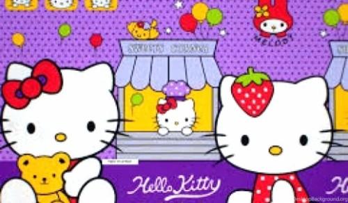 Hello Kitty Hd Wallpaper Hello Kitty Wallpaper Laptop 305581 Hd Wallpaper Backgrounds Download