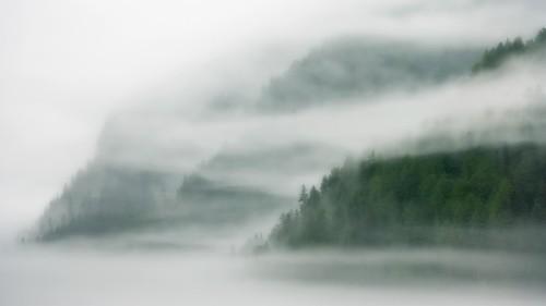 Fog Wallpapers Hd Pier 2210596 Hd Wallpaper