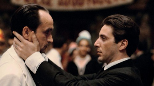 Robert De Niro Al Pacino Godfather 2 2219766 Hd