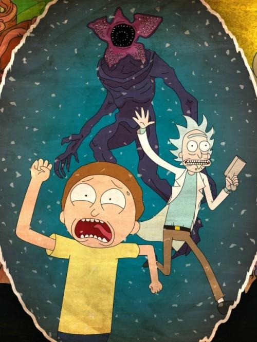 Rick And Mortys Poser Explains A Musical Easter Egg Rick