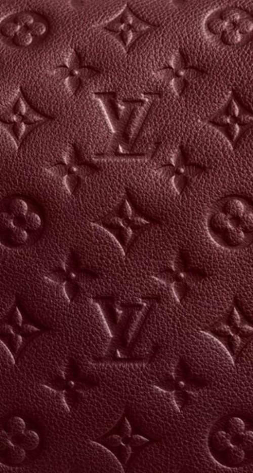 Burgundy Louis Vuitton 2243331 Hd Wallpaper Backgrounds Download