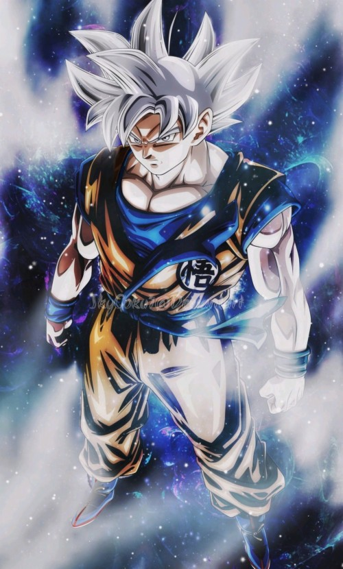 Dragon Ball Super Goku Ultra Instinct 2247742 Hd