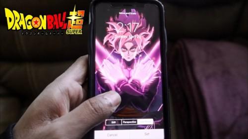 Live Wallpaper Iphone X Dragon Ball 2260811 Hd Wallpaper Backgrounds Download