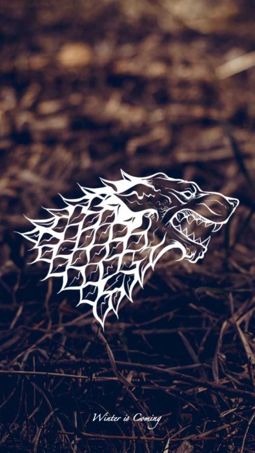 Game Of Thrones Stark Iphone 2261290 Hd Wallpaper