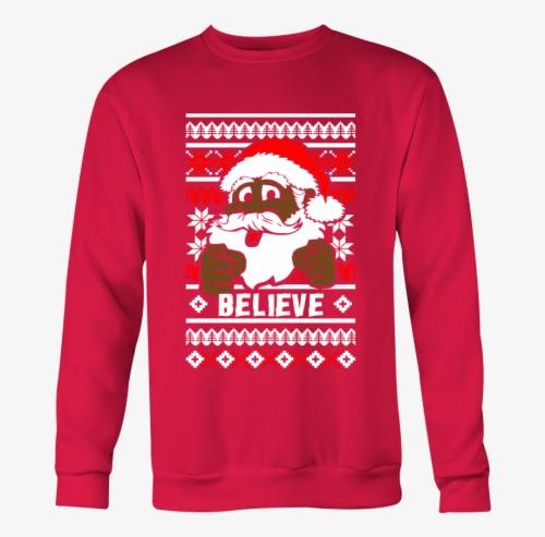 231 2315455 black ugly christmas sweater