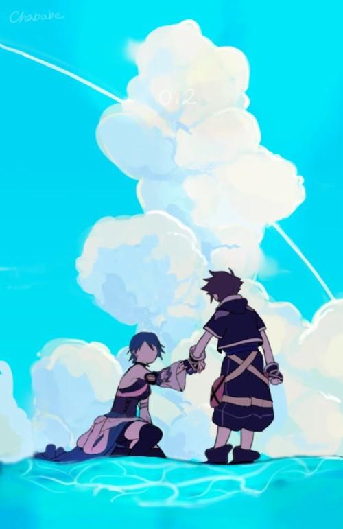 Kingdom Hearts Iphone Wallpaper Aqua 2352599 Hd