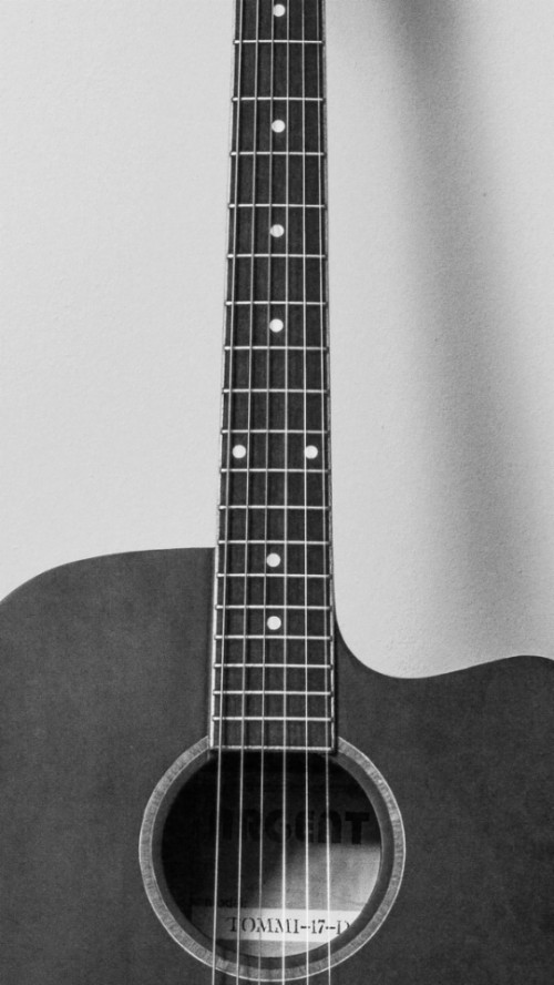 Guitar Iphone Wallpaper Music 2386459 Hd Wallpaper