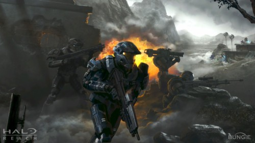 List Of Free Halo Reach Wallpapers Download Itlcat