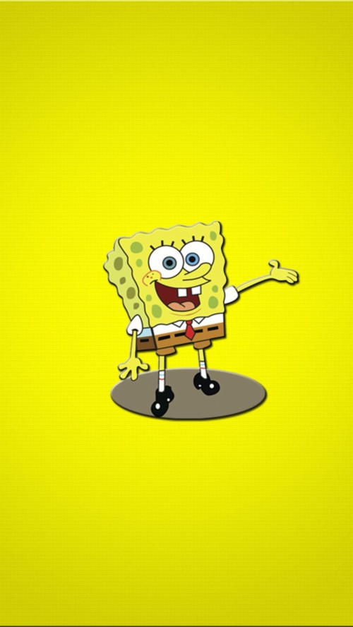 Cute Iphone And Spongebob Cartoon Profile Pics Spongebob