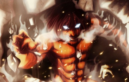 Shingeki No Kyojin Manga 3 Hd Wallpaper Manga Eren Vs Reiner 473621 Hd Wallpaper Backgrounds Download