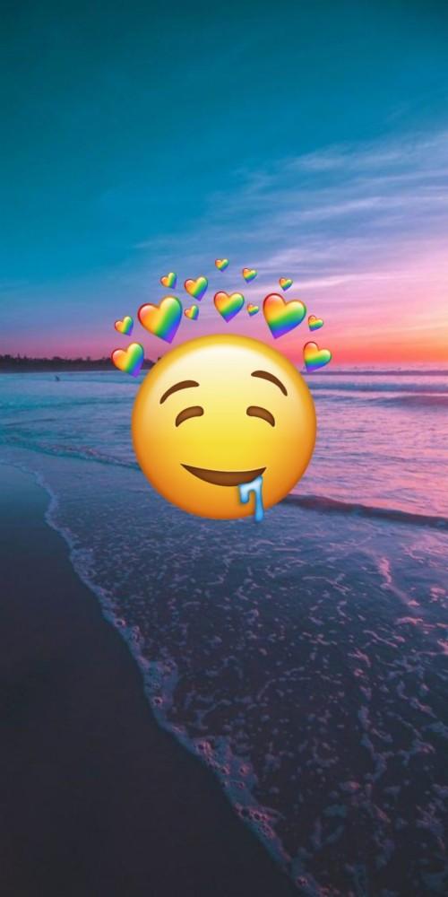 List Of Free Emoji Wallpapers Download Itl Cat
