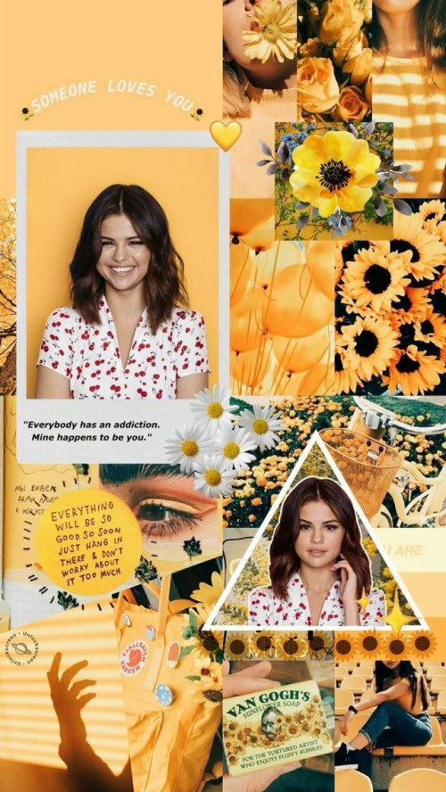 Yellow Aesthetic Wallpaper Iphone Aesthetic Wallpaper Yellow Hd