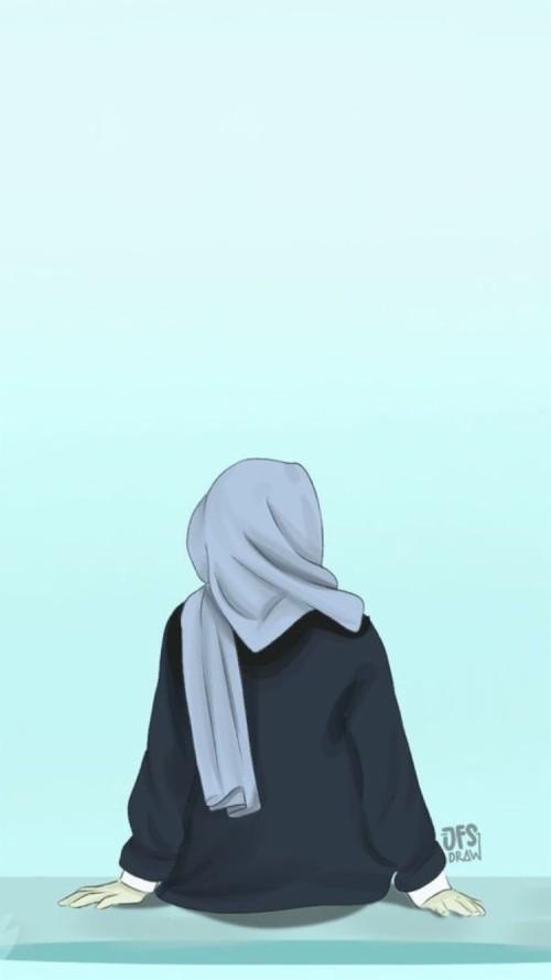 List Of Free Kartun Muslimah Bergerak Wallpapers Download Itl Cat