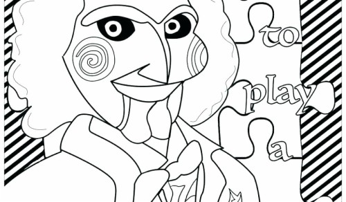 Nightmare Foxy Coloring Pages 3 By Susan, HD Png Download ... | 292x500