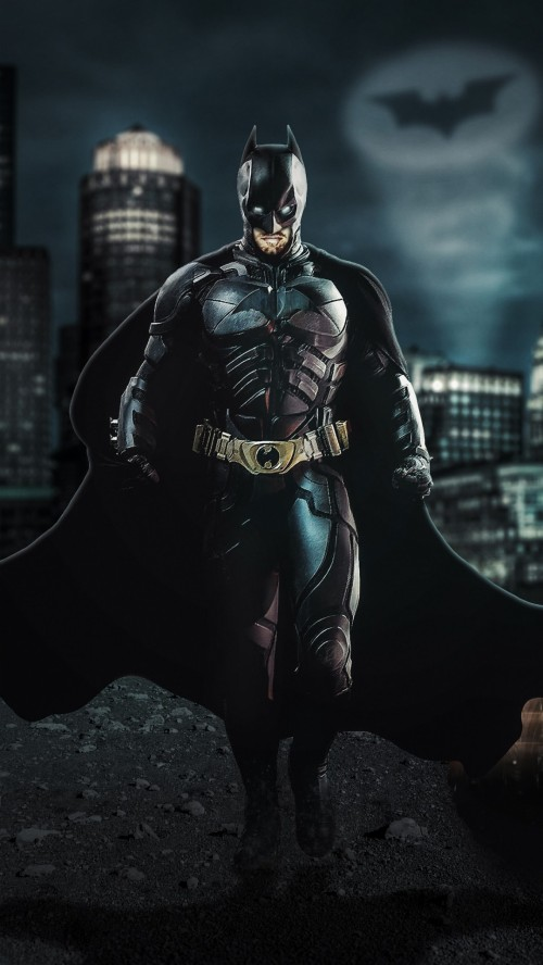 Batman 4k Wallpaper Iphone 2561624 Hd Wallpaper Backgrounds Download