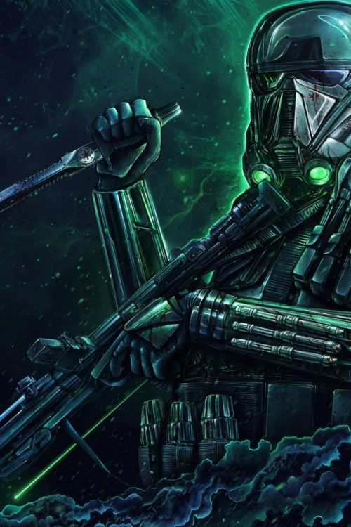 Deathtrooper Rogue One Star Wars Wallpaper Death Trooper 2582373 Hd Wallpaper Backgrounds Download