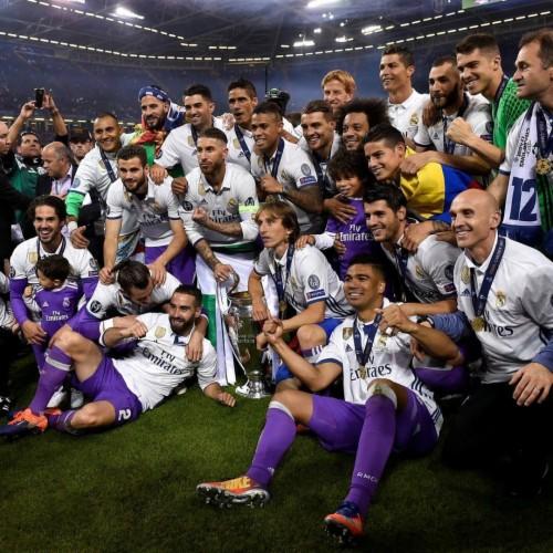 Winner Champion Real Madrid Wallpaper Wallpaper Real