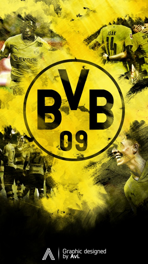 Bvb Wallpaper Borussia Dortmund Logo 270216 Hd Wallpaper Backgrounds Download