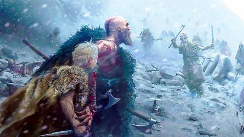 God Of War 4k 271152 Hd Wallpaper Backgrounds Download