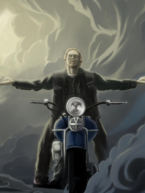 Download Wallpaper Sons Of Anarchy Jackson Teller League
