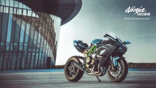 Kawasaki Ninja H2 Modifikasi