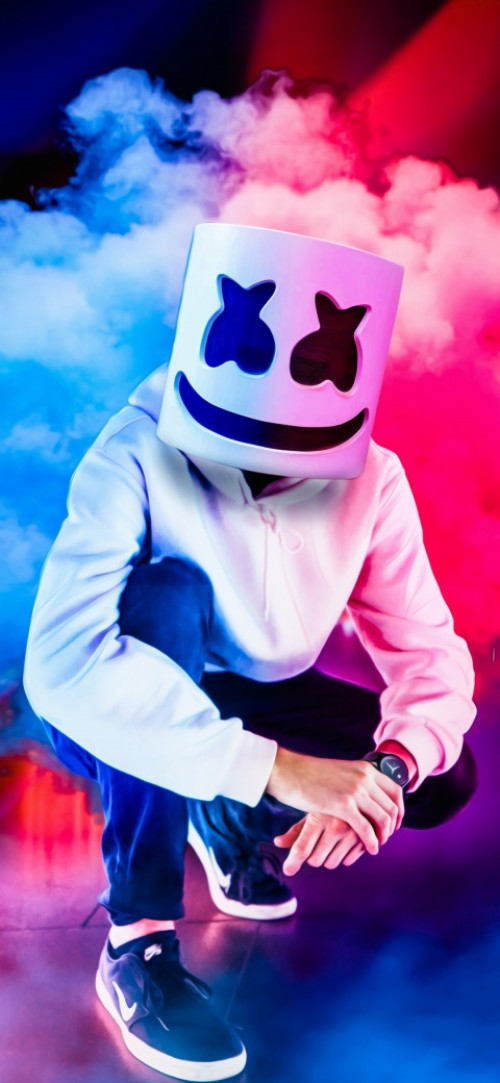 Marshmello Wallpaper Iphone With High Resolution Pixel Marshmello Dope 2568200 Hd Wallpaper Backgrounds Download