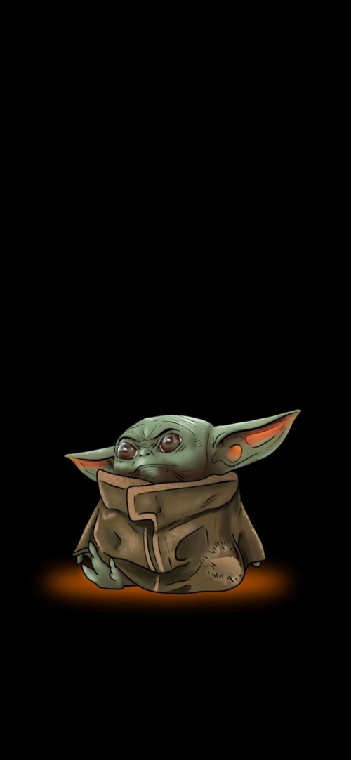 Phone Wallpaper Baby Yoda 2995121 Hd Wallpaper Backgrounds Download