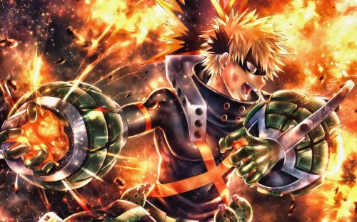 List Of Free My Hero Academia Wallpapers Download Itl Cat