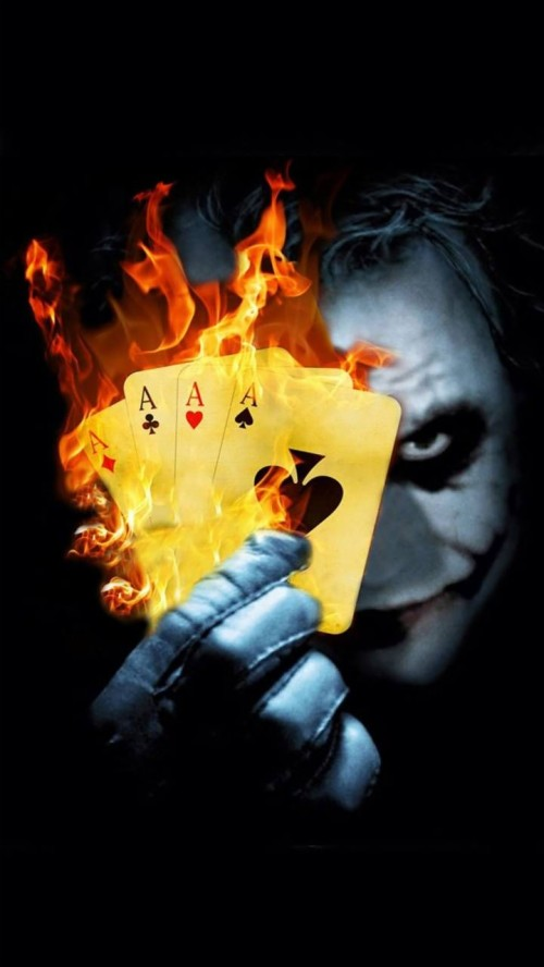 Poker Joker 2952639 Hd Wallpaper Backgrounds Download