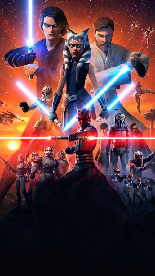 296 2961246 star wars the clone wars iphone