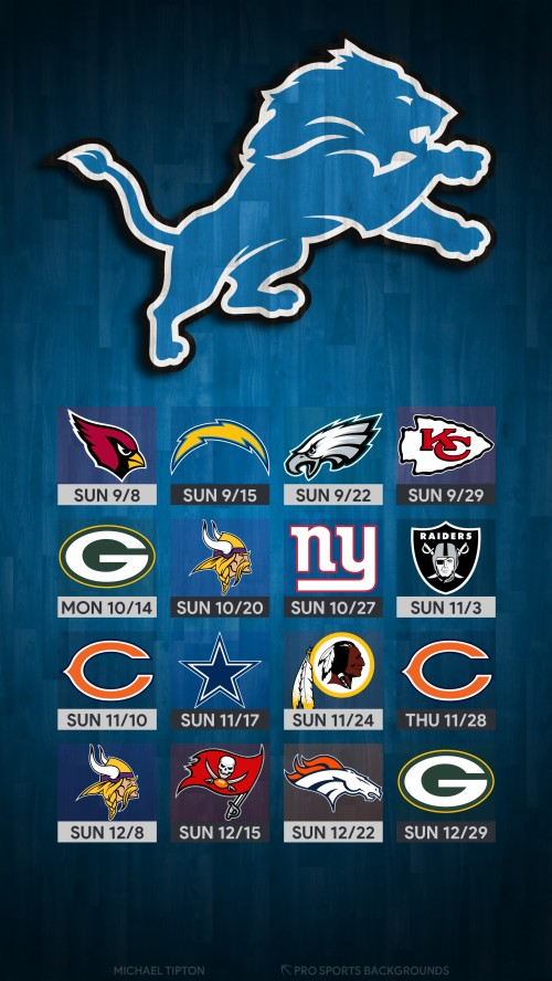 Detroit Lions Iphone Wallpaper Detroit Lions Nfl Logo 509832 Hd Wallpaper Backgrounds Download