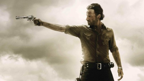 The Walking Dead Wallpaper 4k Walking Dead Rick Grimes
