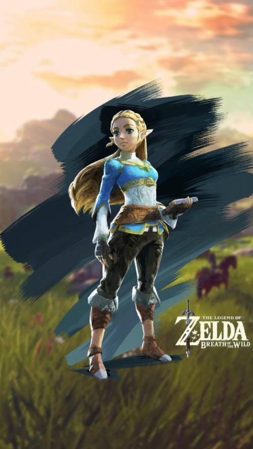 List Of Free Zelda Wallpapers Download Itl Cat