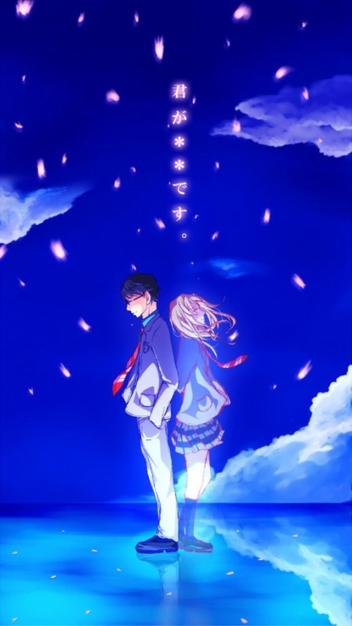 Your Lie In April Images Your Lie In April Hd Wallpaper Your Lie In April Phone 301594 Hd Wallpaper Backgrounds Download