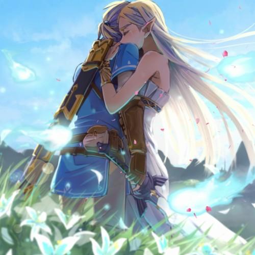 The Legend Of Zelda Zelda Botw Loading Screen 301712