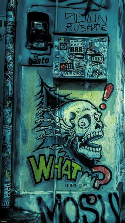 List Of Free Graffiti Iphone Wallpapers Download Itlcat