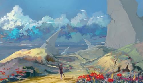 Anime Scenery Wallpaper 4k Photo Winter Desktop Wallpaper 4k 492034 Hd Wallpaper Backgrounds Download