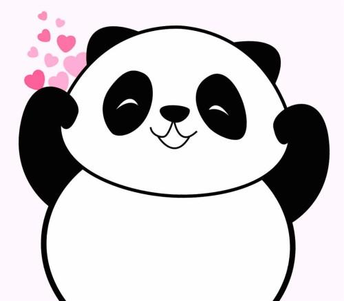 Kartun Lucu Dan Imut Panda 3048547 Hd Wallpaper Backgrounds Download